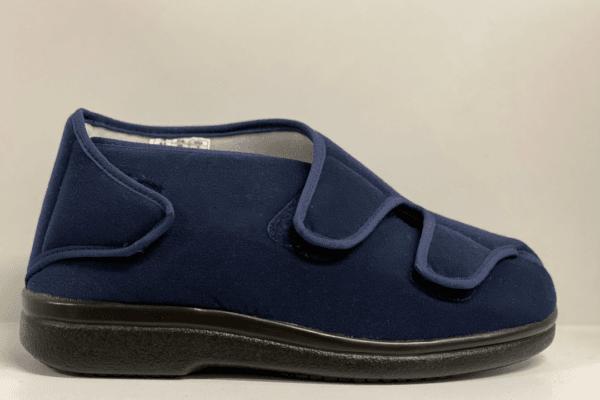 Promed Sanisoft D dames verbandpantoffels blauw